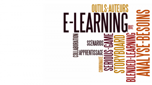 Le groupe facebook sur le e-learning