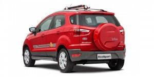 Aksesori Petualangan untuk Ford EcoSport