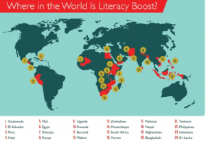 Des programmes d'amélioration de l'alphabétisation innovants