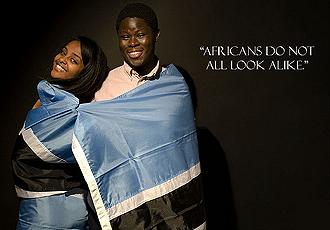 L'humour pour mettre à nu les clichés sur l'Afrique