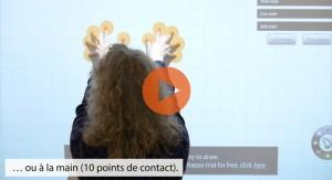 Le vidéoprojecteur interactif Speechi-310-W-I-T en 2 mn de vidéo
